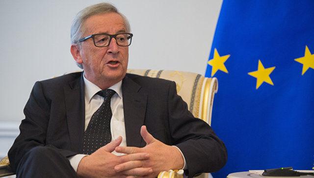 """Юнкер предостерег Европу от """"измельчания"""""""