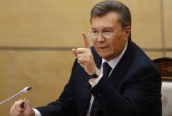 Yanukoviç xalqa müraciət etdi: Ölkə parçalanır...