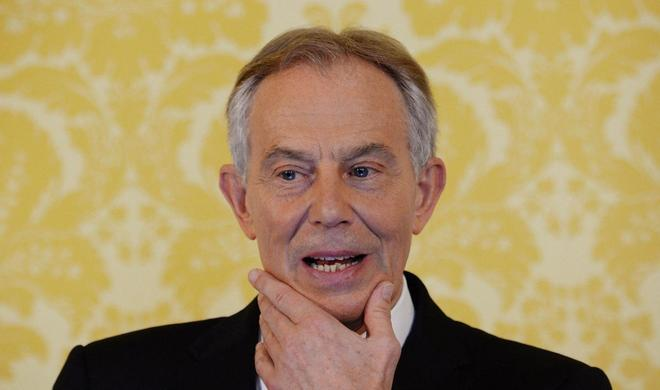 Blair is advising the Saudi government under a £9 million