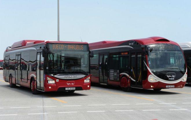 В Баку запускаются новые автобусные маршруты