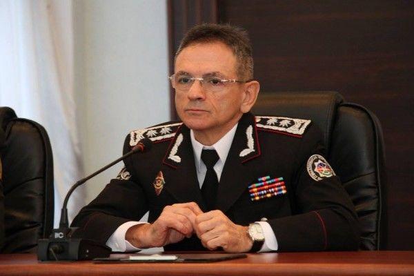 گنرال آذربایجانداکی جاسوسلاردان دانیشدی