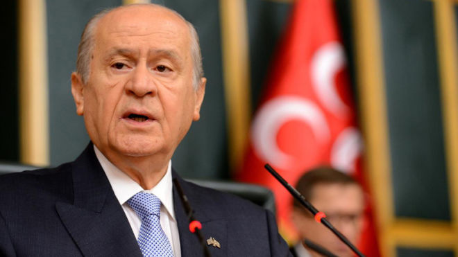 Bahceli shared about the liberation of Shusha