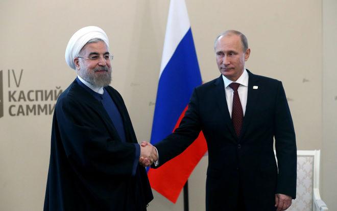 Россия поможет Ирану обойти санкции США