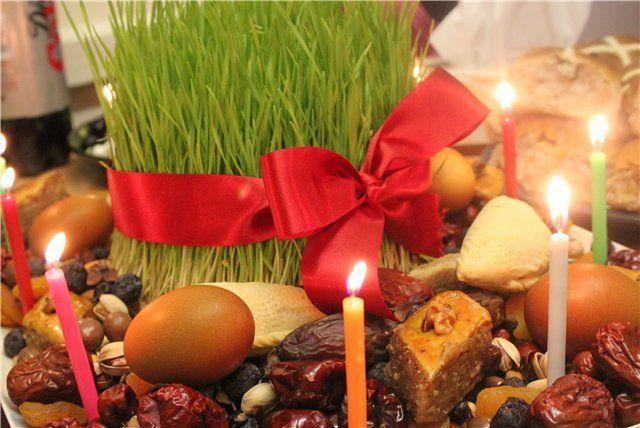 Bu gün Azərbaycanda Novruz bayramıdır