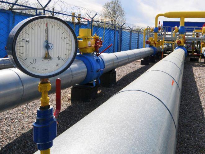 Грузия приостановила транзит газа в Армению