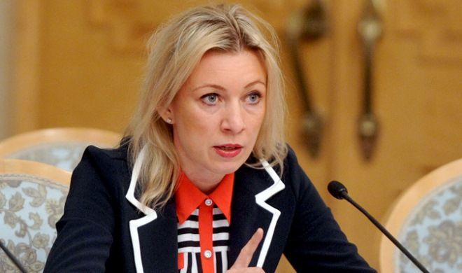 We would let out bears instead of lions - Zakharova