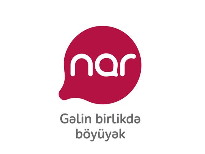 """""""Nar""""dan yenilənmiş """"Günlük"""" paketləri"""