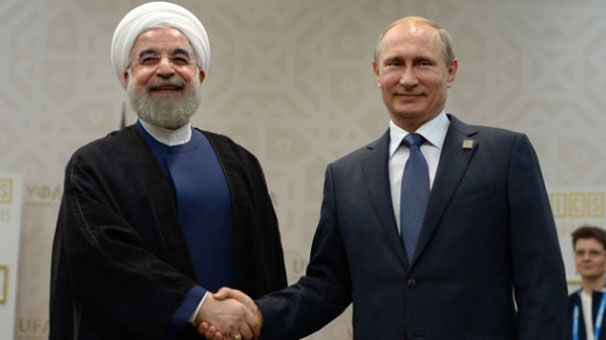 Russia, Iran leaders hold bilateral meeting in Turkey
