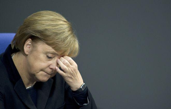 Меркель могут досрочно лишить полномочий канцлера