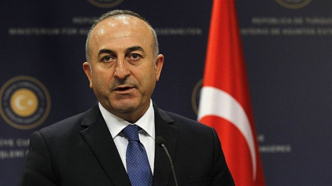 Congratulations from Chavusoglu: Two states, one heart