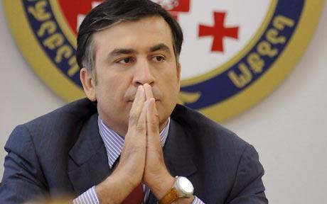 Saakaşvili sərvətindən danışdı