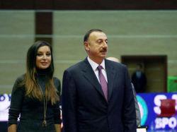 Президент и Первая леди в Зардабской больнице