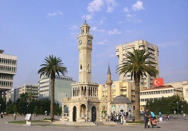 Another earthquake occurred in Izmir