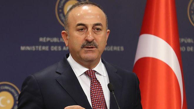 Главы МИД Турции и Хорватии обсудили Карабах