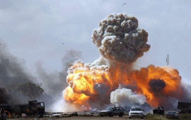 ABŞ-dan növbəti Mosul qətliamı: 200 ölü