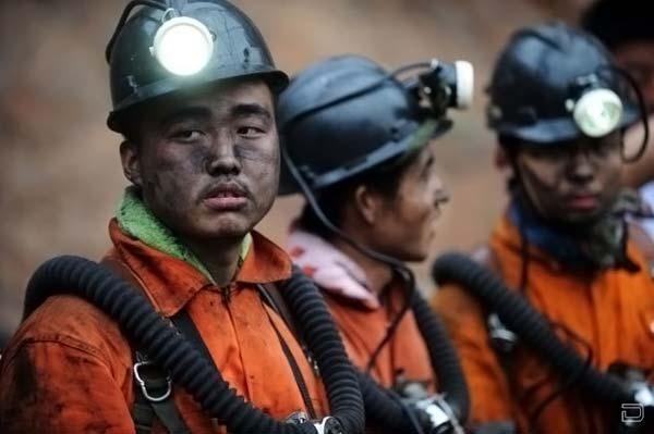 Авария на шахте в Китае: 15 пропавших