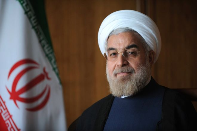 Iranian president says U.S. anti-Iran policies fail
