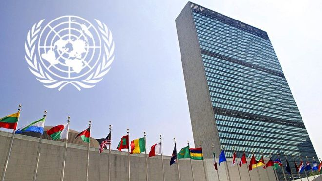 UN has adopted its first resolution on the coronavirus