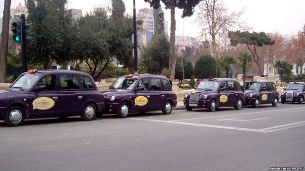 Bu taksi sürücüləri daha hazırlıq keçməyəcək - Rəsmi