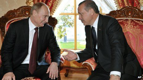 مهم گؤروش: اردوغان روسییایا گئدیر