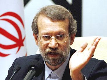 ایران آبش-این یاخین شرقدهکی حربی بازالارینی وورا بیلر-لاریجانی