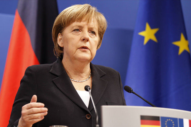 Merkel plans to have 200000 tests a month