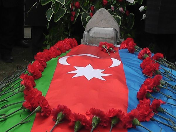 Azerbaijani soldier martyred
