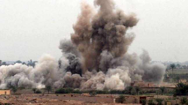 Авиация и танки Израиля обстреливают Газу