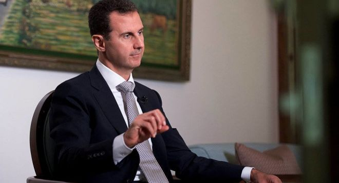 Bashar al-Assad was infected with the COVID-19