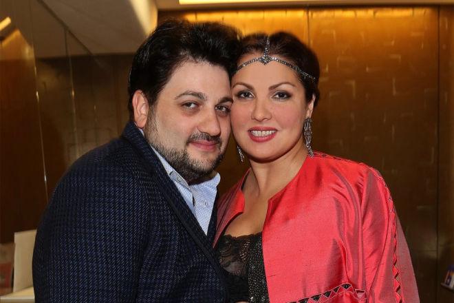 Нетребко и Эйвазов впервые дадут концерт в Большом театре