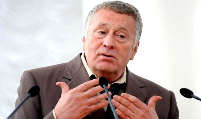 Zhirinovsky: I will resign in 2036