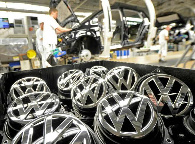Volkswagen says talks on cooperation with Ford