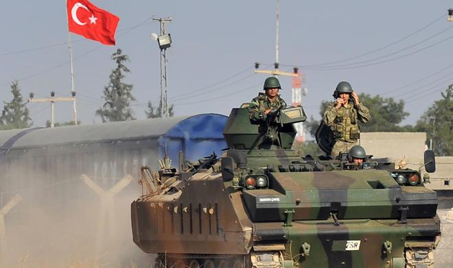 Türk ordusu ilə Afrinə girən kürd qruplaşması - Deputat