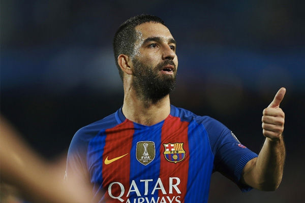 Galatasaray to pay Arda Turan $550,000 for 1 season