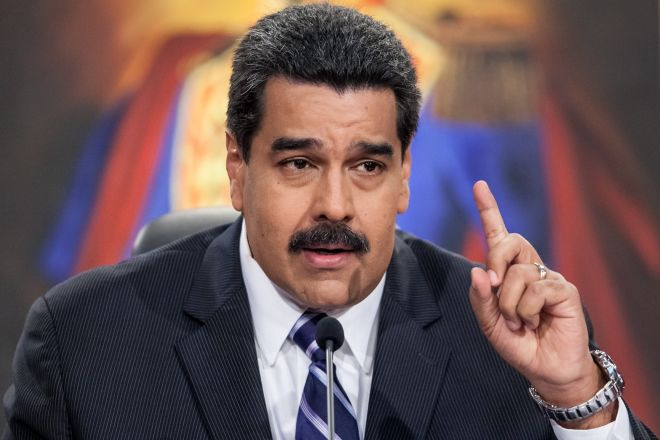 Maduro: Venezuela will never have talks with the EU