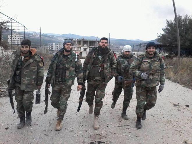 ASO-ya hücum edildi: türk əsgərlər yaralandı