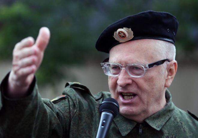 Жириновский выдал военную тайну у Соловьева - Видео