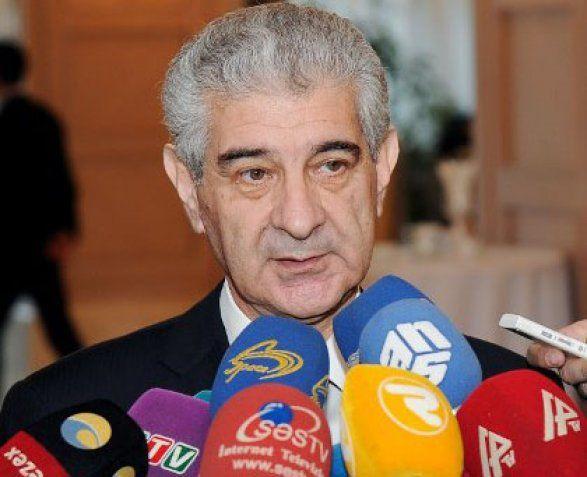 Али Ахмедов: Армения избегает встреч