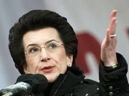 Saakaşvilidən dəyənək kimi istifadə edirlər - Burcanadze