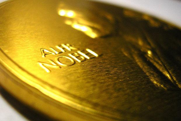 Baş nazirə Nobel mükafatı təqdim edildi