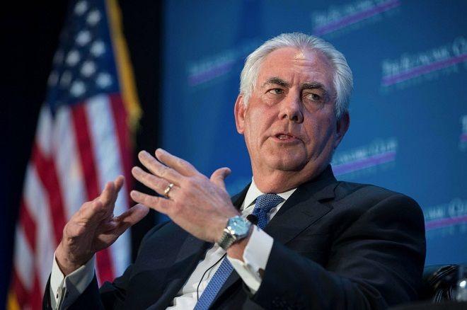 Çin bu addımı ilə beynəlxalq nizamı pozur - Tillerson
