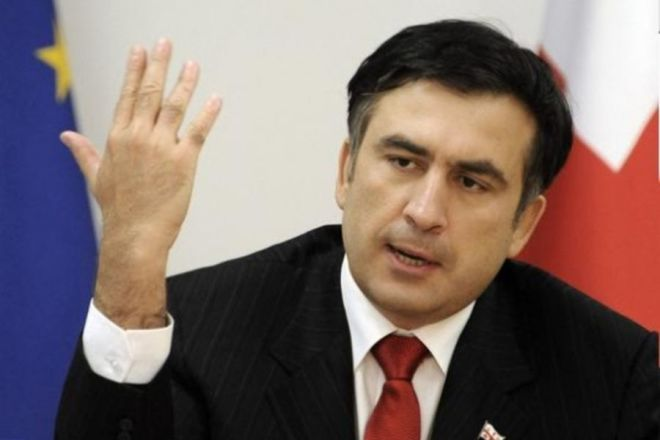Saakashvili plans to return to Ukraine
