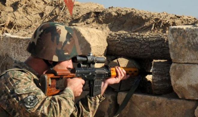 Armenia violate ceasefire