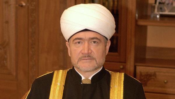 Гайнутдин переизбран главой управления мусульман РФ