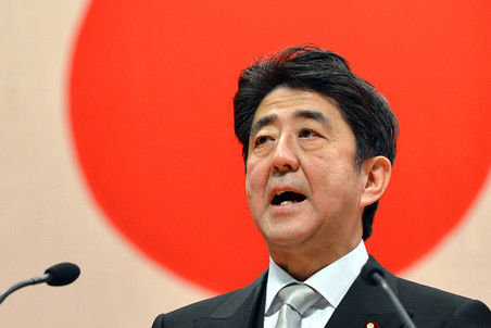 Shinzo Abe vows to share voronavirus vaccine
