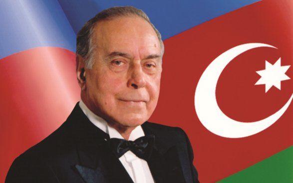 Сегодня день памяти великого Гейдара Алиева