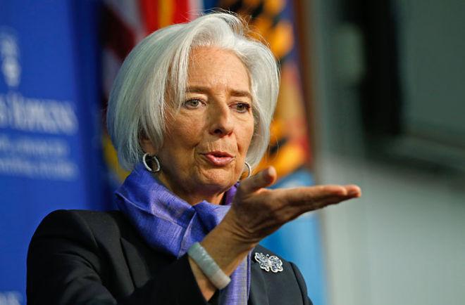 Глава МВФ дала совет России