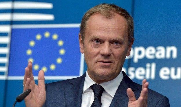ЕС назвал условие отсрочки Brexit