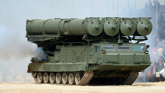 Rus ordusu döyüş hazırlığı vəziyyətinə gətirildi