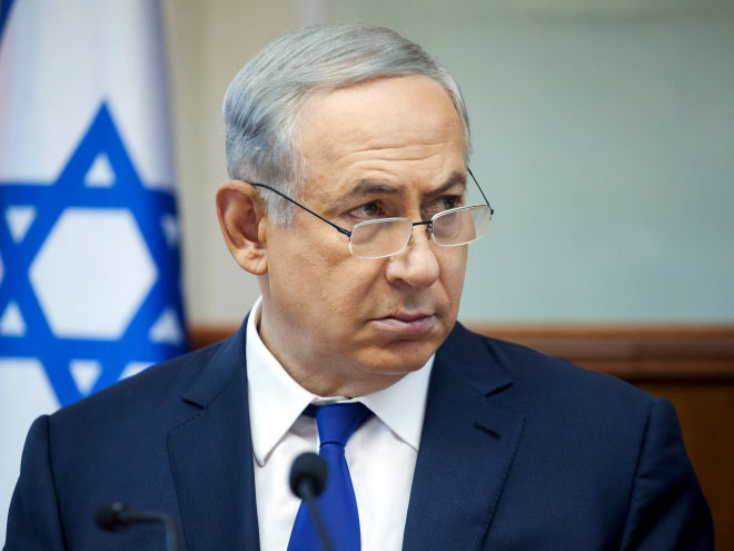 Opposition leader Gantz urges Netanyahu to resign